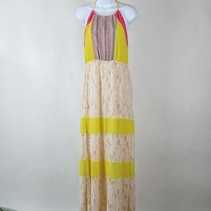 Flying Tomato boho maxi dress